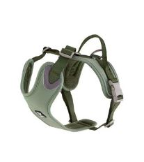 Hurtta Postroj Weekend Warrior ECO zelený 45-60cm