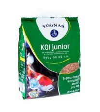 Krmivo pro ryby KOI Junior 4kg