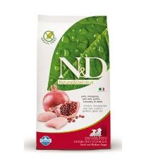 N&D Grain Free Dog Puppy S / M Chicken & Pomegranate