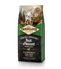 Carnilove Dog Duck & Pheasant for Adult NEW