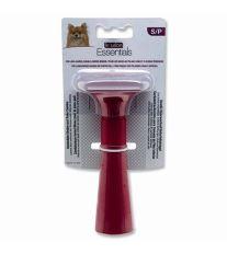 Le Salon Essentials Dog hrebeň pre psov trimovací s oceľovou hrotmi malý