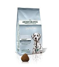 Arden Grange Dog Adult Sensitive Ocean Fish & Potato - ryby & zemiaky
