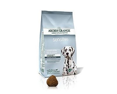 Arden Grange Dog Adult Sensitive Ocean Fish & Potato - ryby & zemiaky
