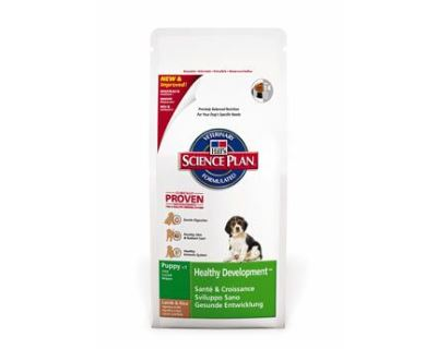 Hill´s Science Plan Canine Dry Puppy Growth Lamb & Rice