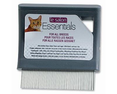 Le Salon Essentials Cat hrebeň pre mačky blšáku jemný
