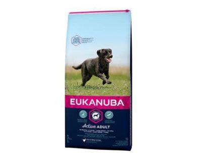 Eukanuba Adult Large Breed - pre dospelých psov veľkých plemien 3 kg
