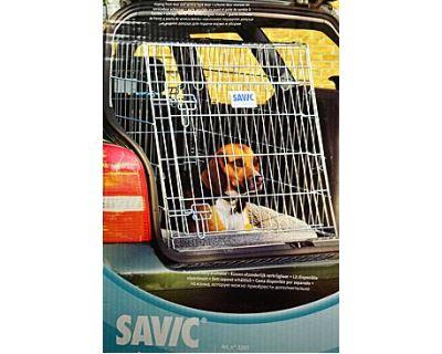 Savic Dog Residence mobil klietka, 91x61x71 cm