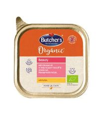 Butcher's Cat Organic Beauty s krůtou vanička 85g