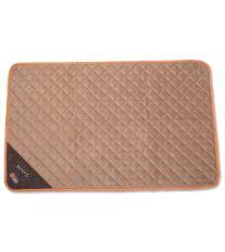 Scruffs Thermal Mat Termálne podložka čokoládová - veľkosť XL, 120x75 cm