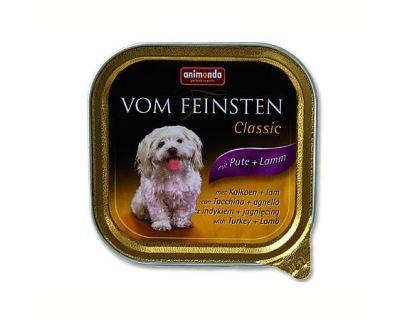 Animonda Vom Feinsten Paštéta - morka & jahňa pre dospelých psov 150 g