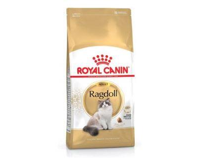 Royal Canin Breed Feline Ragdoll - pre dospelých ragdoll mačky 2 kg