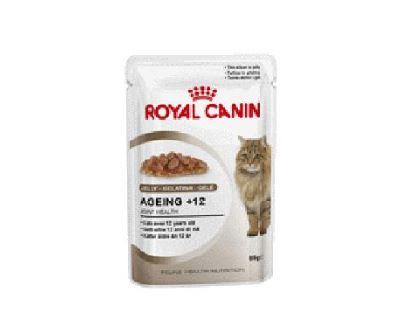 Royal Canin Feline Ageing +12 - kapsička mäso v želé pre mačky od 12 rokov 85 g