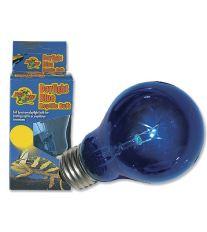 Žiarovka ZOO MED modrá denné 60 W