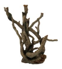 Dekorace AQUA EXCELLENT Kořen stromu 17 cm 1ks