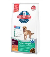 Hill's Canine Dry Adult Perfect Weight Large