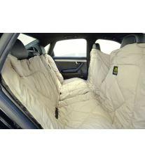 Maelson Cosy Roll Cestovná deka - autopoťah čierno-béžový, 200x150 cm