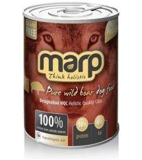 Marp Pure Wild Boar konzerva pro psy 400g