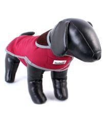 Doodlebone kabát, Drysie, červený, velikost XL