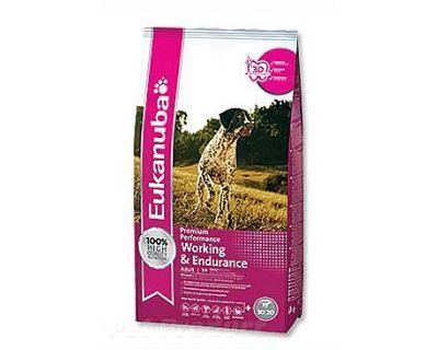 Eukanuba PP Working & Endurance 15 kg