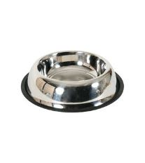 Miska nerez protiskluz pes STEEL 1,8 l Zolux