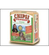 Hobliny JRS Chipsi jahodové