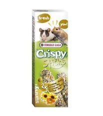 VL Crispy Sticks pro pískomil/myš slunečnice+med 110g
