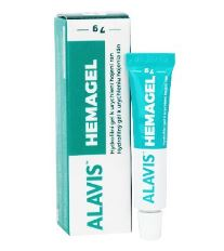 Alavis Hemagel - urýchľuje proces hojenia, 7 g