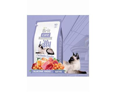 Brit Cat Lilly I`ve Sensitive Digestion - jahňacie & losos pre mačky s citlivým zažívaním