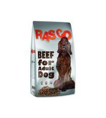 RASCO Dog hovězí 10 kg - EXPIRÁCIA 8/2018