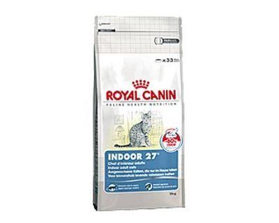 Royal Canin Feline Indoor - pre dospelé mačky žijúce v byte 400 g