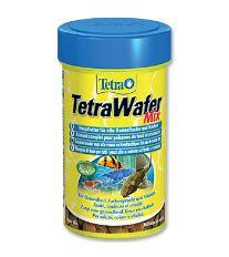 Tetra Wafer Mix krmivo pre jazerné ryby a raky