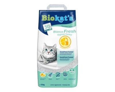 Gimpet Biokats Bianco Fresh podstielka 10 kg
