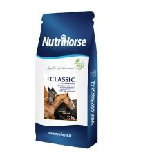 Nutri Horse Müsli Classic pro koně 15kg NEW