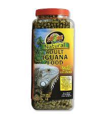 Krmivo ZOO MED Natural Iguana Adult Food 567 g