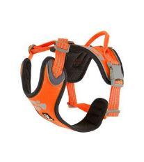 Hurtta Postroj Weekend Warrior neon oranžový 45-60cm