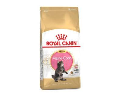 Royal Canin Breed Feline Kitten Maine Coon - pre mačiatka Mainská mývalia mačky 400 g