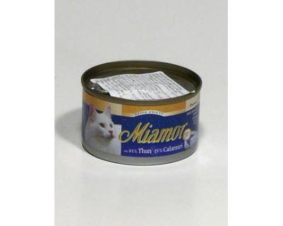 Miamor Filet konzerva - tuniak & kalamáre 100 g