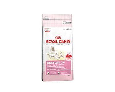 Royal Canin Feline Babycat - pre mačiatka od 1 do 4 mesiacov 400 g