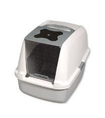 Hagen Cat It Design toaleta sivá
