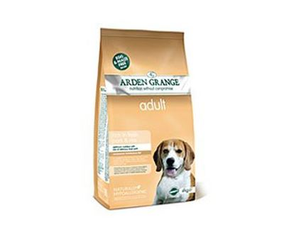 Arden Grange Dog Adult Pork Rice