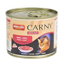Animonda Adult konzerva - hovädzie srdce pre mačky