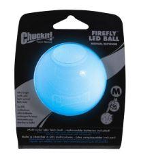 Chuckit! Firefly ľad loptička svietiace - veľkosť M, 6,5 cm