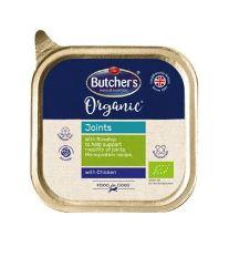 Butcher's Dog Organic Joints s kuřecím vanička 150g