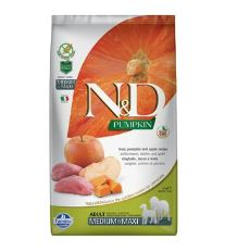 N&D GF Pumpkin DOG Adult M/L Boar & Apple