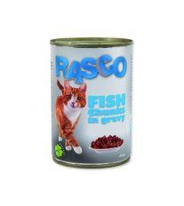 Konzerva RASCO rybie kúsky v šťave 415 g