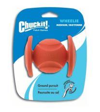 Chuckit! Wheelie aportovacia loptička s kolieskami, 6,5 cm