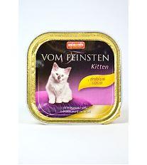 Animonda Vom Feinsten Kitten Paštéta - hydinové pre mačiatka 100 g