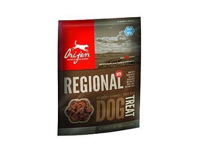 Orijen Dog FD Regional Red - pochúťka sušené mäso viacdruhové