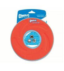Chuckit! létající talíř Zipflight M 21 cm - oranžový
