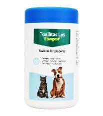 Ubrousky hygienické jednorázové pro psy a kočky 120ks